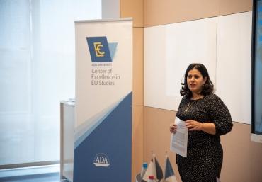 CEEUS has conducted International Training School