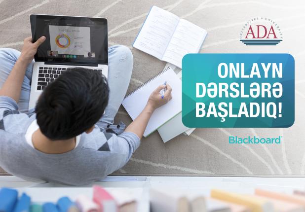 ADA University shifts fully online