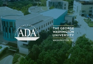 A promotional video of a new program - Master of Science in Computer Science and Data Analytics offered by ADA University and the GW University