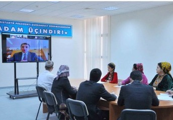 ADA University jointly held online Forum with Institute of International Relations of Turkmenistan MFA