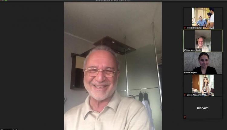 Sunday Talks with Mr. Azer Garib