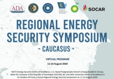 The Regional Energy Security Symposium - Caucasus started