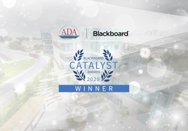 ADA University announces an award won by Position Director, Faculty Affairs and Academic Administration, ADA University