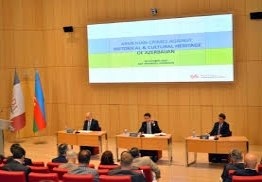 ADA University hosted the next briefing for diplomatic corps