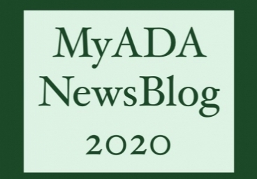 New initiative of the Office of Student Services: MyADA NewsBlog 2020