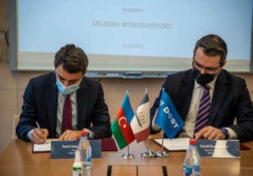 ADA University and the Agency for Sustainable and Operative Social Provision Signed Memorandum