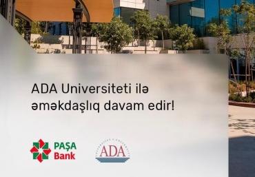 Cooperation between PASHA Bank and ADA University continues