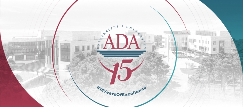 ADA University celebrated its 15th anniversary.