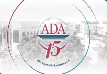 ADA University celebrated its 15th anniversary.