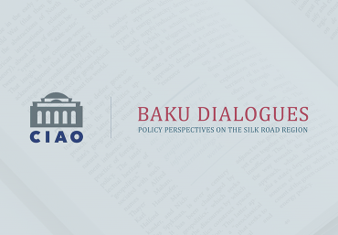 ADA University's Baku Dialogues Journal aggregated in Columbia University database