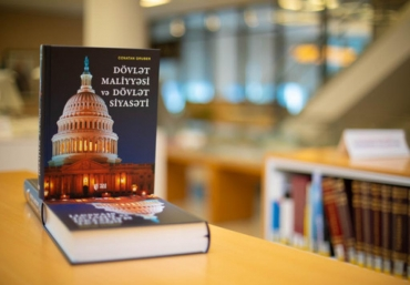 "The International Bank of Azerbaijan has donated 6 copies of the translated version of Jonathan Gruber's ""Public Finance and Public Policy"" book to the ADA University Library."