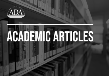'Harvard Human Rights Journal' publishes ADA University Assistant Professor's article