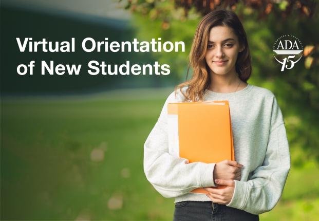 Virtual Undergraduate Student Orientation 2021