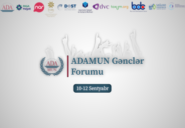 Registration to ADAMUN Youth Forum is now open!
