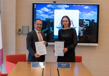 ADA University and Boğaziçi University signed Memorandum of Understanding and Student Exchange Agreement