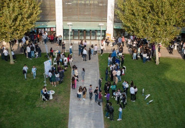 The first Student Club Fair was held at ADA University