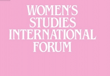 New paper authored by SPIA Assistant Professor was featured in Women's Studies International Forum